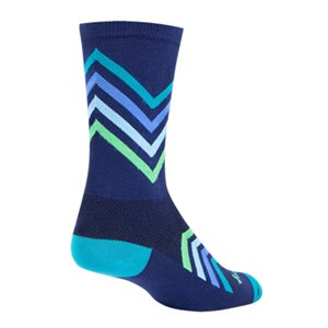 Chevron socks