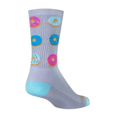 Glazed socks
