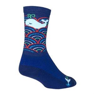 Oh Whale socks