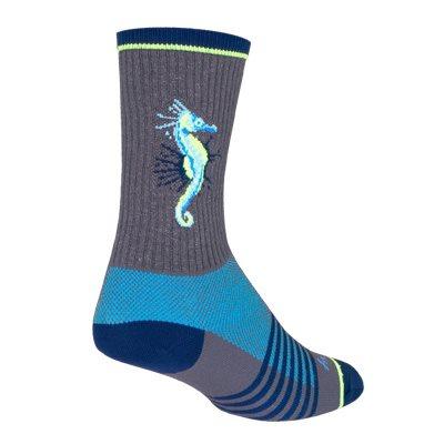 Seashorse socks