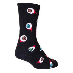 Eyeballs socks