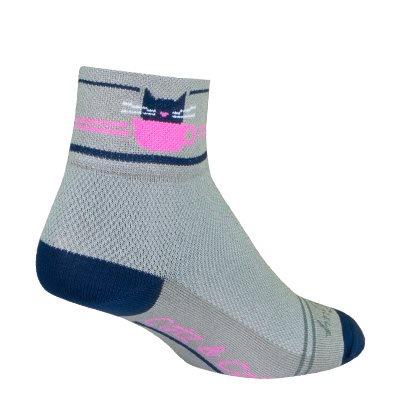 Kitty Cup socks