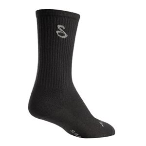 Tall Black socks