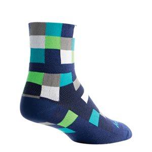 Squares socks