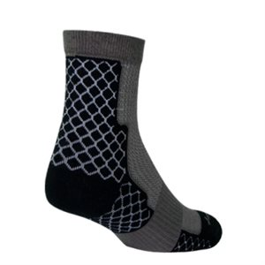 "Trailhead Black 4"" Socks"