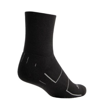 Wooligan Black socks