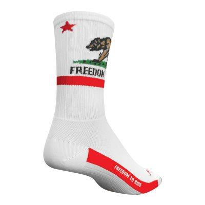 SGX CA Freedom socks