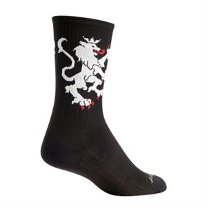SGX Lion of Flanders White socks