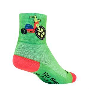 Bigger Wheel socks