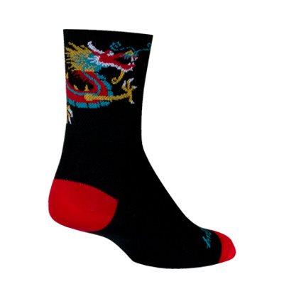 "Chase 4"" socks"
