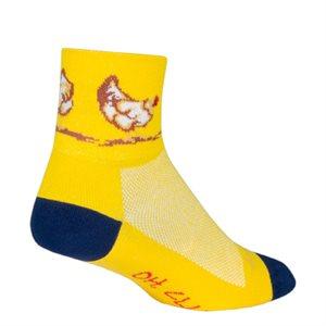 Cluck socks