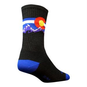 CO Mtn socks