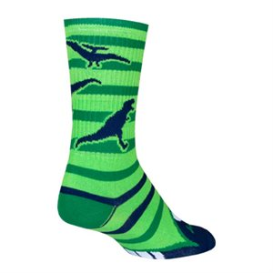 Dinotopia socks