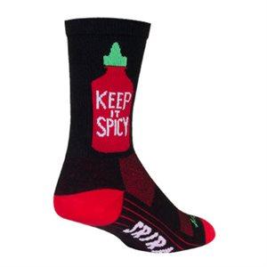 Keep It Spicy socks