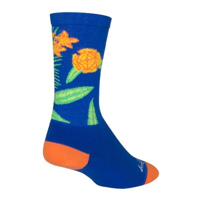 "Paradise 6.5"" socks"