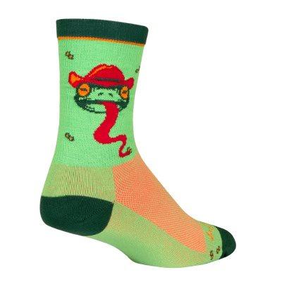 Ribbit socks