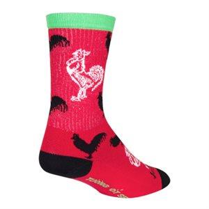 Rooster Sauce socks