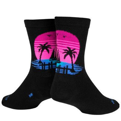 Sunset socks