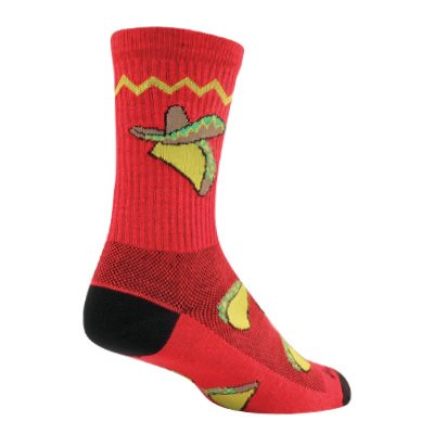 Taco Tuesday socks