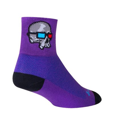 Dr. 3D socks