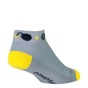 Bombshell socks