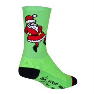 Santa Jig socks