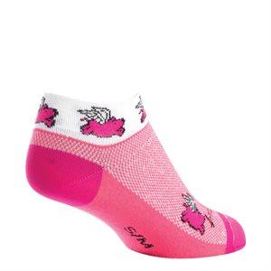 Flying Pig socks