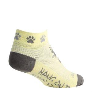 "Socks SockGuy Classic Women 1/"" Wine O/'Clock S//M Cycling//Running"