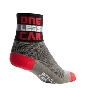 Less Cars socks