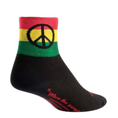 Peace 3 socks