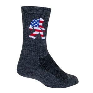 Big Foot USA socks