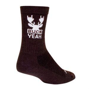 Buck Yeah socks