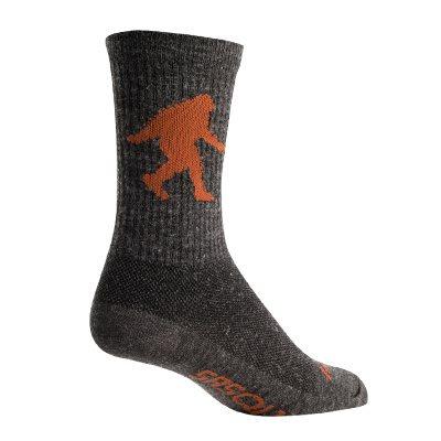 Sasquatch socks
