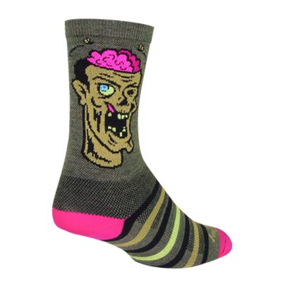 Zom B. socks