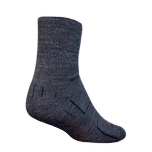 Wooligan Charcoal socks