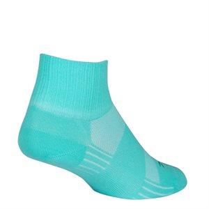 """SGX 2.5"""" Aqua Sugar socks"""