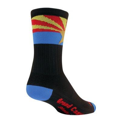 SGX AZ Flag socks