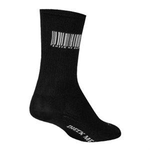 SGX Barcode socks