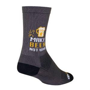 SGX Beer Not War socks