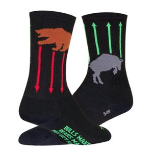 SGX Bulls & Bears Socks