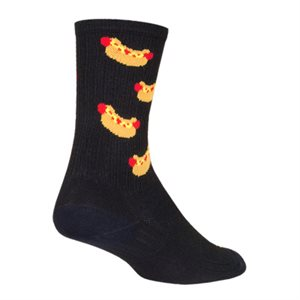 SGX Hotdog socks