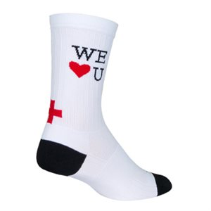 SGX Hugs For Scrubs socks