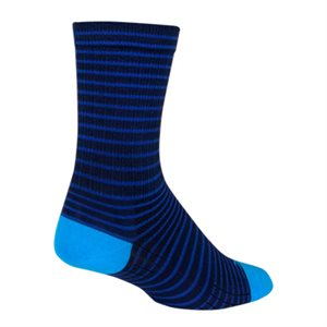 SGX Navy Stripes socks