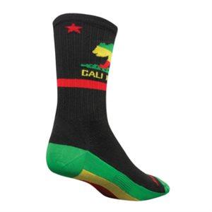 SGX Rasta Cali socks
