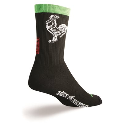SGX Sriracha socks