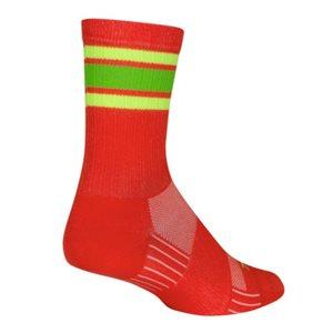 SGX Throwback Orange socks
