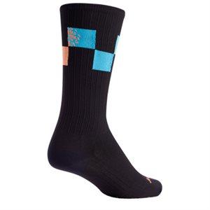 """SGX Speed Trap 8"""" socks"""