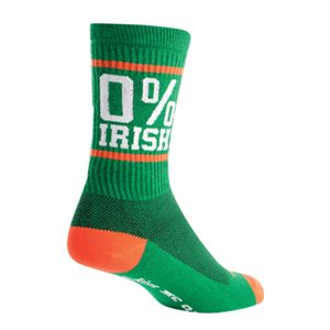 Zero % Irish socks